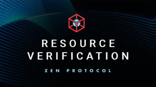 Zen resource varification